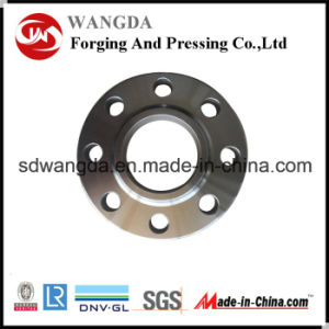 JIS Carbon Steel 30k Slip-on Welding Steel Pipe Flanges pictures & photos