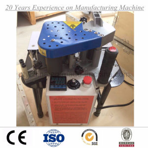Portable Edge Banding Machine with Speed Control, Double Side Gluing pictures & photos