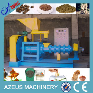 Big Output Floating Fish Food Mill Machine (AZSG-200B)