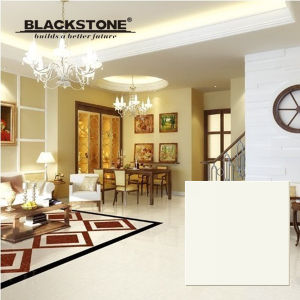 600X600mm Ivory White Soluble Salt Porcelain Tile with Super Glossy Surface (JA6000) pictures & photos