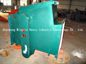 High Power Pipeline Type Automatic Magnetic Separator for Iron Ore pictures & photos