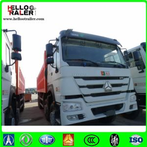 30t Capacity 8X4 336HP Tipper Dump Truck pictures & photos