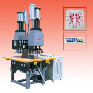 High Frequency Welding Machine-Embossing & Cut-Off Type (GL-8GT/YJC)