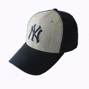 Cheap Plain Color 3D Embrodiery Baseball Cap (GKD16-00102) pictures & photos