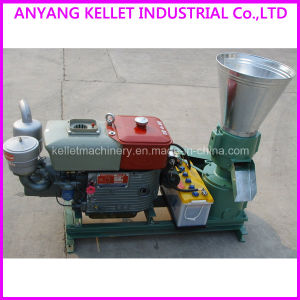 Diesel Pellet Making Machine, Wood Pellet Extruder