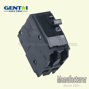 High Quality Cheaper D Type 2 Pole Qo Plug in Circuit Breaker pictures & photos