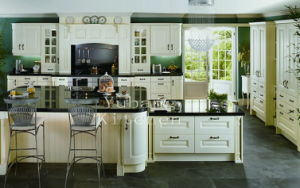 Modern Wooden E1 Europe Standard Kitchen Cabinet pictures & photos