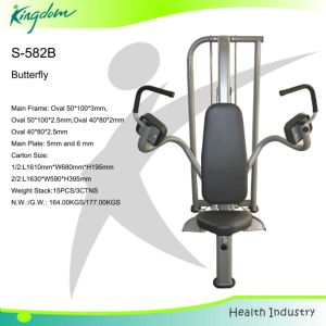 Fitness Equipment/Body Building/Fitness Equipment/Commercial Gym Equipment/Butterfly pictures & photos