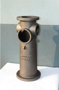 Valve Body Fire Hydrant Casting