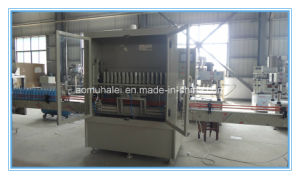 Anti-Corrosive Bleach Disinfection Bottle Liquid Filling Machine pictures & photos