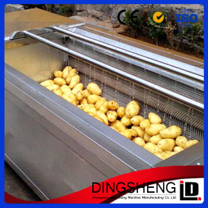 Full Stainless Steel Vegetable Cleaning Machine Root Vegetable Washing Machine pictures & photos