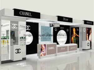 fashion Perfume Display Stand Kiosk, Cosmetic Display pictures & photos