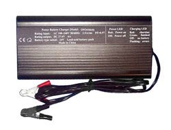 Lithium Battery Charger/Fast Charger/Smarter Charger (WMC-078)