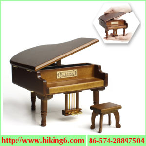 Piano Music Box, Music Box pictures & photos