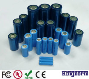 26650 3.7V 5000mAh Lithium Ion Battery Cell pictures & photos
