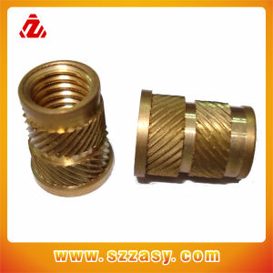 Brass Knurled Nut pictures & photos