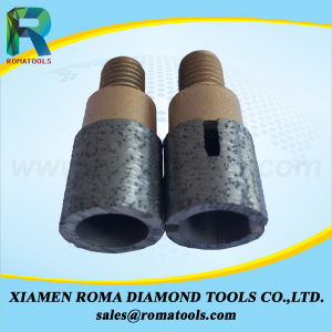 Romatools Diamong Milling Tools of Finger Bits for Milling Slabs on CNC Machine pictures & photos