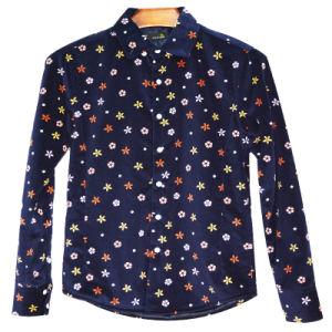 Xdl15017 Men′s Printed Fleece Lined Jacket