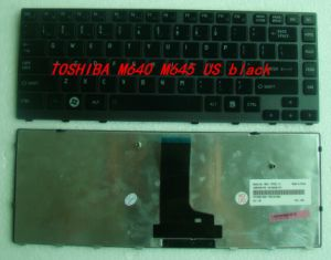 Mini Wired Keyboard for Toshiba P740 E305 Us Version pictures & photos