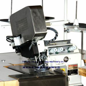Mattress Heavy Duty Flanging Machine for Mattress Overlock pictures & photos