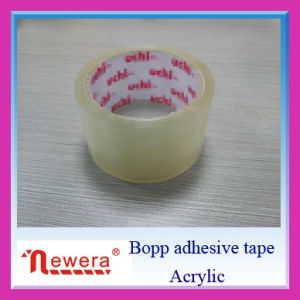 2 Inch Wide BOPP Adhesive Packaging Tape Horizon Paked pictures & photos