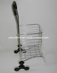 Foldable Luggage Trolley Cart pictures & photos