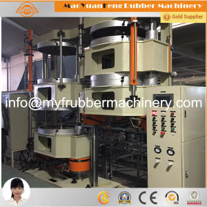 Rubber Tire Curing Machine with BV, SGS, Ce Certification pictures & photos