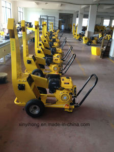 13HP Gasoline HSS Chipping Knives Wood Chipping Machine Chipper Shredder pictures & photos