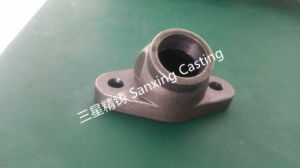 Ss304/316L Material Clamped Sanitary Check Valve Parts pictures & photos