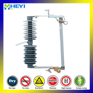 36kv Cut-out Fuse Series NEMA Bracket Fiber Glass Tube with 200A Fuse pictures & photos