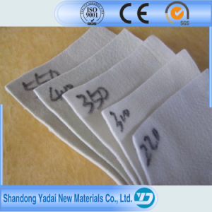 Short Fiber Nonwoven Polyester/ PP Geotextile pictures & photos