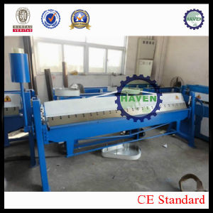 Wh06-1.5X2540 Hand Type Steel Plate Bending and Folding Machine pictures & photos