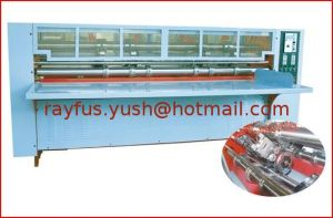 Four Link Eccentric Slotter Cutting-Corner pictures & photos