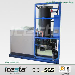 Icesta Top-Design 3T Daily Tube Ice Maker (IT3T-R2A) pictures & photos