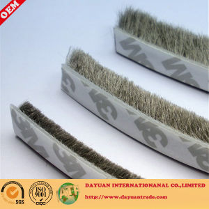 3M Adhesive Wool Pile Aluminium Door Seal Dust Pad