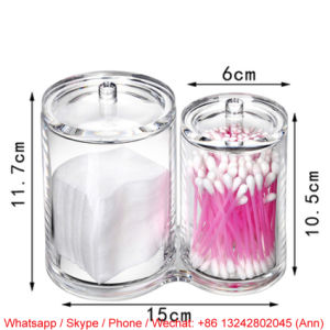Hot Selling Acrylic Tooth Pick Holder pictures & photos