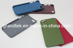 Hard Mobile Phone Shell Covers Quicksand Surface for iPhone5 Cases pictures & photos