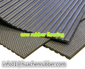 Wearing-Resistant Stable Rubber Flooring/Rubber Matting pictures & photos