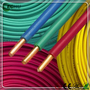 Copper Conductor Electric Wire pictures & photos