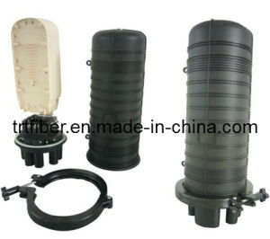 Waterproof Dome Fiber Optical Splice Closure (Fiber Joint Box) pictures & photos