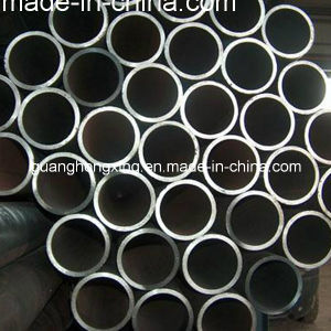 Gbq235, JIS Ss400, DIN S235jr, ASTM A36, Hot DIP Galvanized Steel Pipe