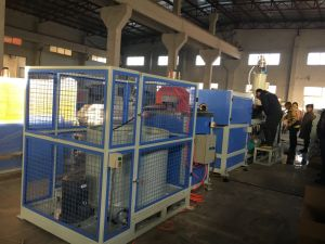 Oil Tube Protectived PE PP Spiral Hose Production Line pictures & photos