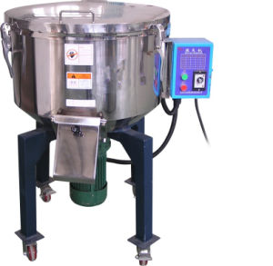 Raw Material PP/ ABS /PVC/Pet/LLDPE Plastic Color Vertical Mixer pictures & photos