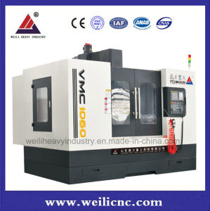 CNC Vertical Machining Center for Precision Fittings