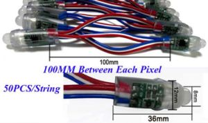 DC5V Waterproof 10mm Pixel Module for Lighting pictures & photos