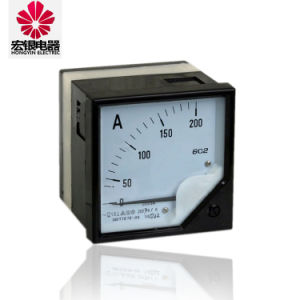 6c2-a Class 1.5 AC/ DC Mounted Analog Meter pictures & photos