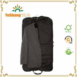 Wholesale Lightweight and Easy to Carry with Handles Garment Bag Suit Cover pictures & photos
