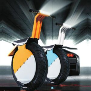 800W 17inch Powerful Monocycly Electric Balance Motorcycle pictures & photos