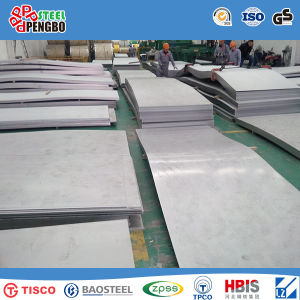Stainless Steel Sheet Professional Supplier with SGS Ios Certificates pictures & photos