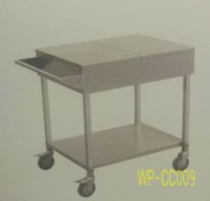 Stainless Steel Kitchen Cart, for Dining, Restaurant, Hotel, Commercial Kitchen etc pictures & photos